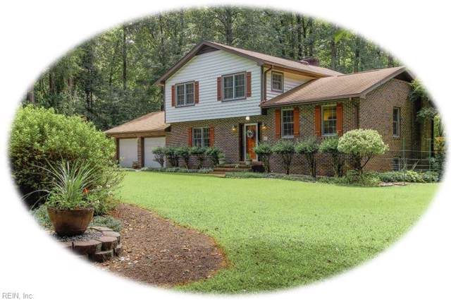 407 Fenton Mill Rd, York County, VA 23188 (MLS #10278224) :: Chantel Ray Real Estate