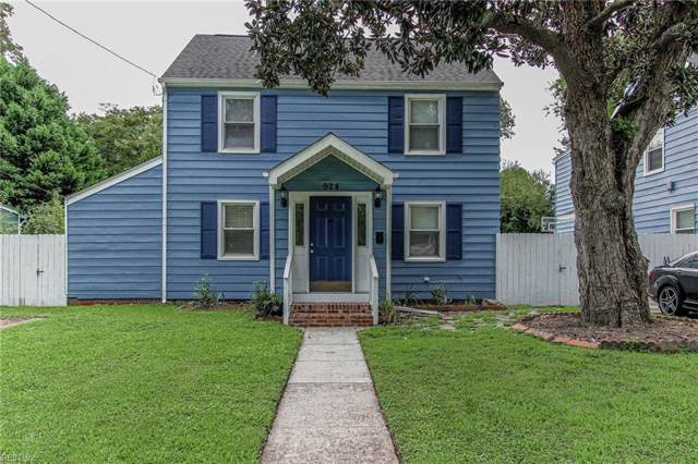924 15th St, Newport News, VA 23607 (#10278293) :: Momentum Real Estate