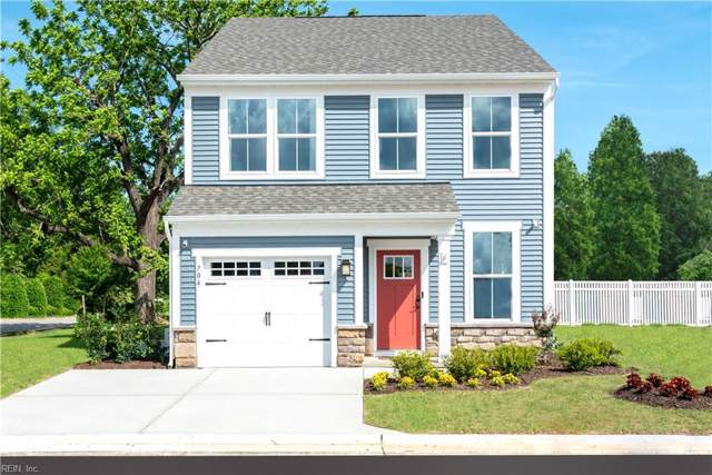 709 Maple Leaf Ln, Virginia Beach, VA 23462 (#10278328) :: Berkshire Hathaway HomeServices Towne Realty