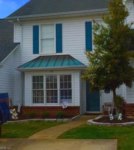 143 Wainwrights Bnd, York County, VA 23692 (#10278443) :: RE/MAX Central Realty