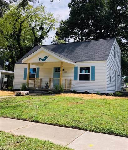 525 Burleigh Ave, Norfolk, VA 23505 (#10278492) :: Atkinson Realty
