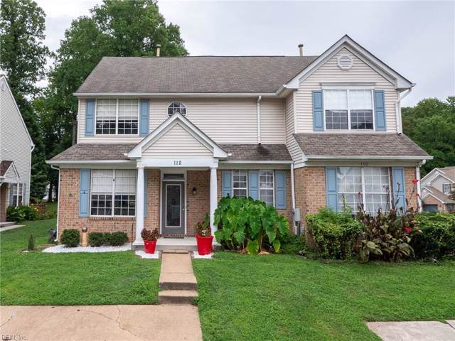 112 Creekshire Cres, Newport News, VA 23603 (#10278558) :: RE/MAX Central Realty