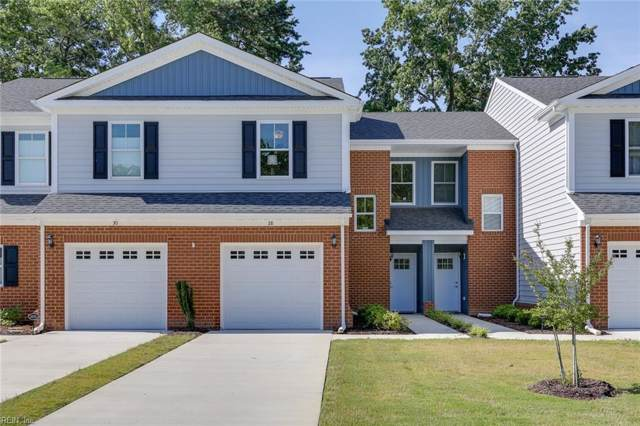 2 Franklin Ln, Poquoson, VA 23662 (#10278720) :: Abbitt Realty Co.