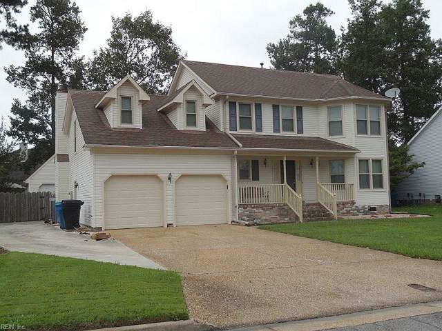 3704 Creekwood Dr, Virginia Beach, VA 23456 (MLS #10278756) :: Chantel Ray Real Estate