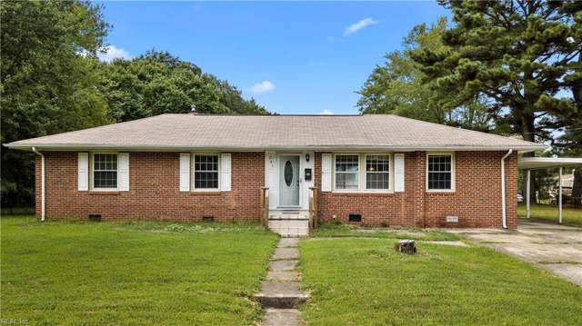 261 Anne Dr, Newport News, VA 23601 (MLS #10278880) :: Chantel Ray Real Estate