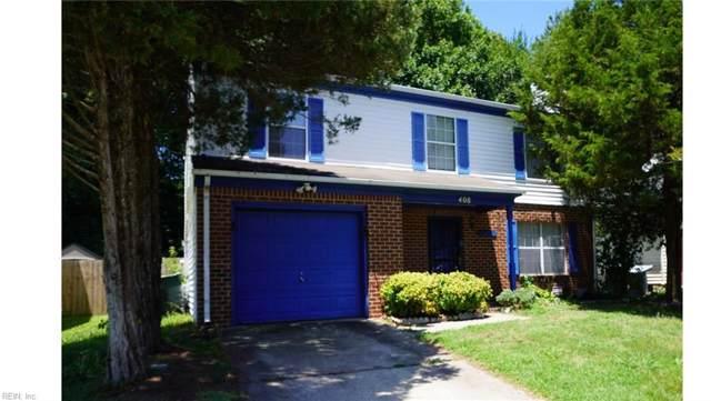 408 Westview Lake Dr, Hampton, VA 23666 (MLS #10278946) :: Chantel Ray Real Estate