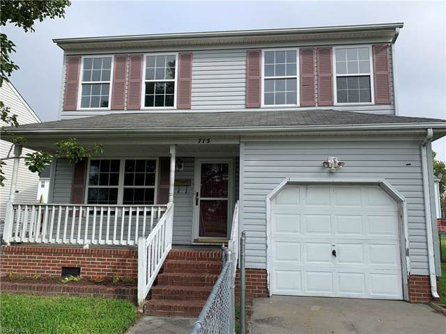 715 25th St, Newport News, VA 23607 (#10278949) :: Upscale Avenues Realty Group
