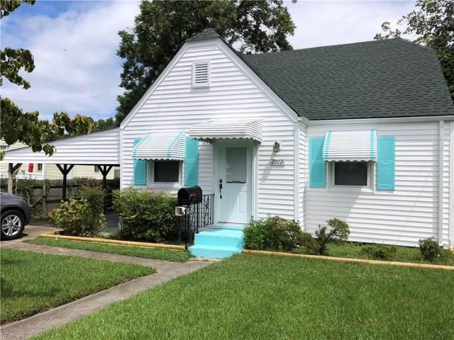 2202 Willow Wood Dr, Norfolk, VA 23509 (MLS #10279099) :: Chantel Ray Real Estate