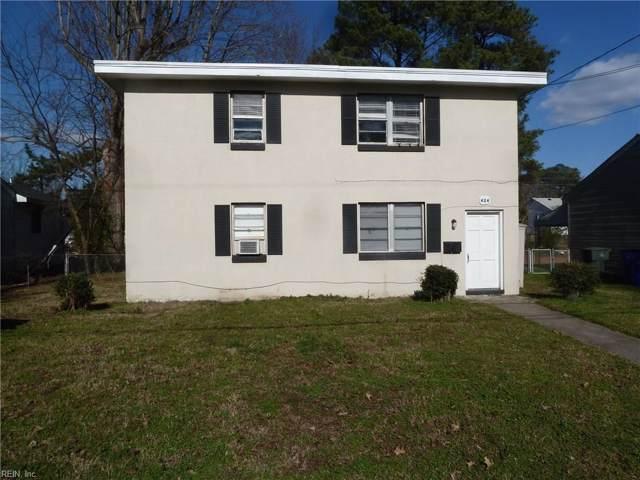 424 Woodview Ave #1, Norfolk, VA 23505 (#10279215) :: RE/MAX Alliance