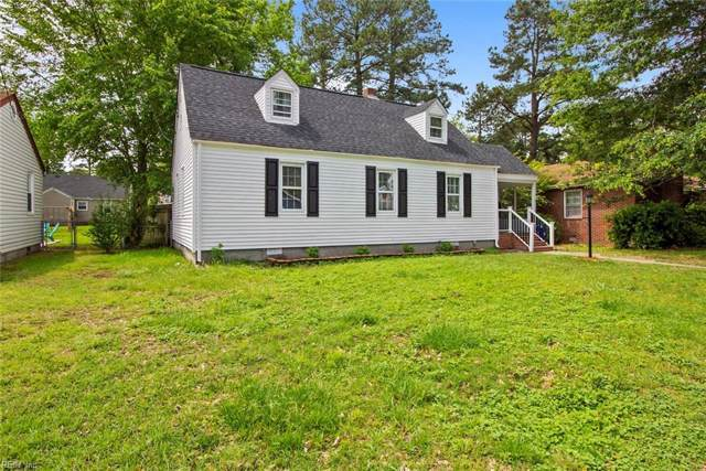 4115 Race St, Portsmouth, VA 23707 (#10279249) :: RE/MAX Alliance