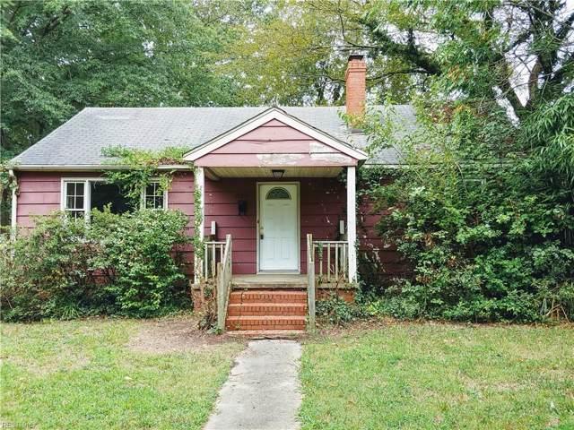 10801 Warwick Blvd, Newport News, VA 23601 (#10279306) :: Atkinson Realty