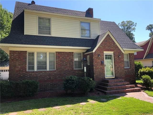 174 Cherokee Rd, Hampton, VA 23661 (#10279398) :: Abbitt Realty Co.