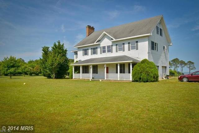 6192 Narrow Channel Dr, Northampton County, VA 23310 (#10279488) :: The Kris Weaver Real Estate Team