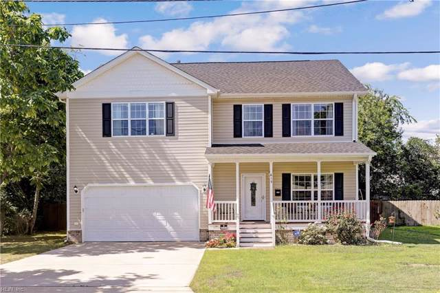613 Milford Ave, Hampton, VA 23661 (#10279591) :: Momentum Real Estate