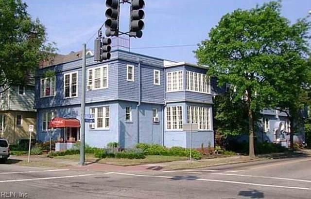 1115 Colley Ave B-6, Norfolk, VA 23507 (MLS #10279621) :: Chantel Ray Real Estate