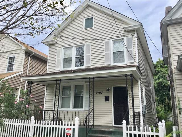 1407 W 27th St, Norfolk, VA 23508 (MLS #10279655) :: Chantel Ray Real Estate