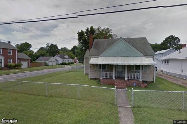 1430 Parker Ave, Portsmouth, VA 23704 (#10279699) :: Berkshire Hathaway HomeServices Towne Realty