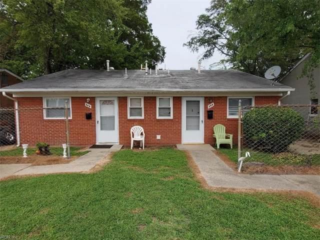 38 Doolittle Rd, Hampton, VA 23669 (#10279762) :: RE/MAX Central Realty