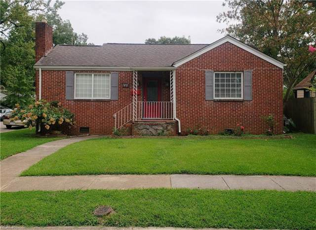 110 Channing Ave, Portsmouth, VA 23702 (#10279806) :: RE/MAX Central Realty