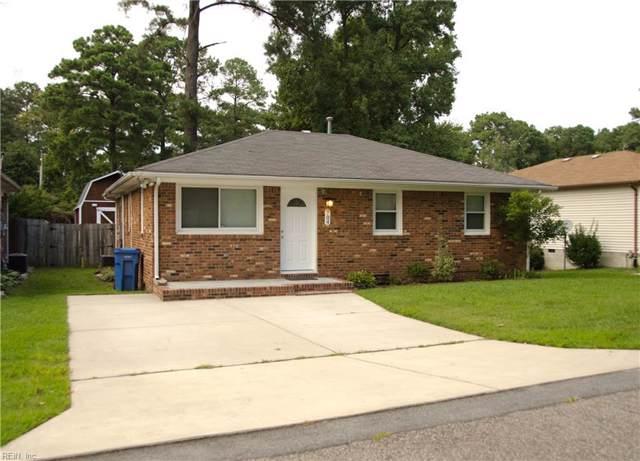 704 Osborn Ave, Chesapeake, VA 23325 (MLS #10279858) :: Chantel Ray Real Estate