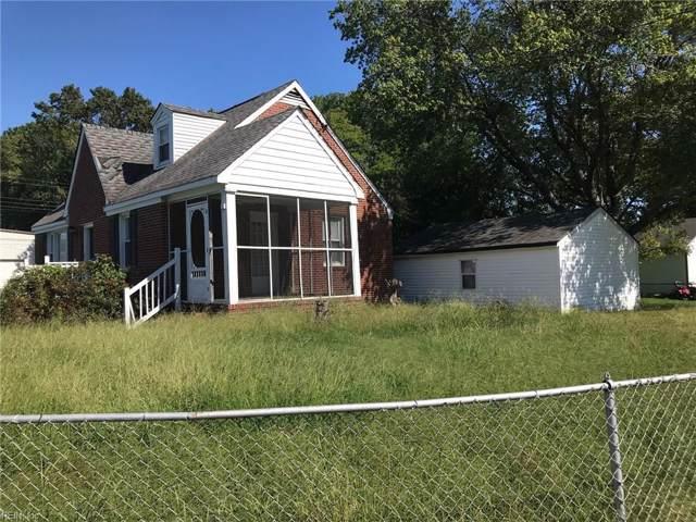 611 Hudson Ter, Newport News, VA 23605 (#10279918) :: Berkshire Hathaway HomeServices Towne Realty
