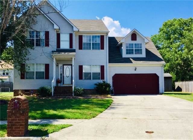 4 Keel Ct, Portsmouth, VA 23703 (#10279984) :: Berkshire Hathaway HomeServices Towne Realty