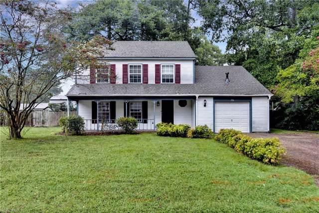 731 Kensington Dr, Newport News, VA 23602 (#10280042) :: The Kris Weaver Real Estate Team