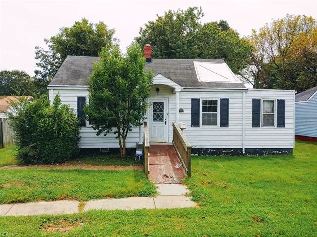 2110 E Pembroke Ave, Hampton, VA 23664 (#10280068) :: Upscale Avenues Realty Group