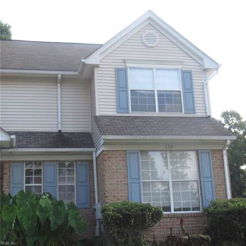110 Creekshire Cres, Newport News, VA 23603 (#10280084) :: RE/MAX Central Realty