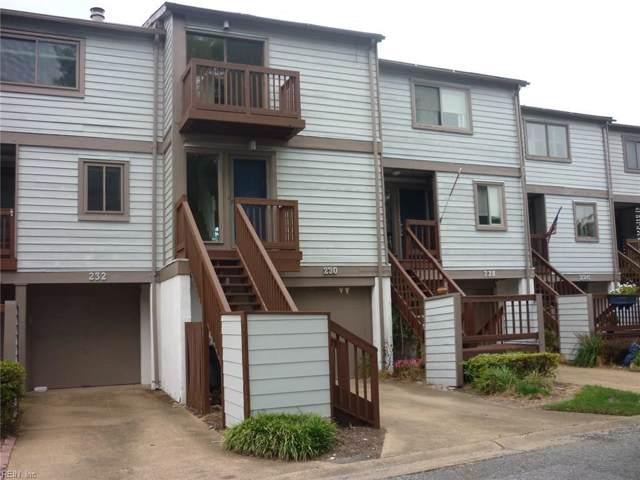 230 Mill Point Dr, Hampton, VA 23669 (#10280156) :: RE/MAX Alliance