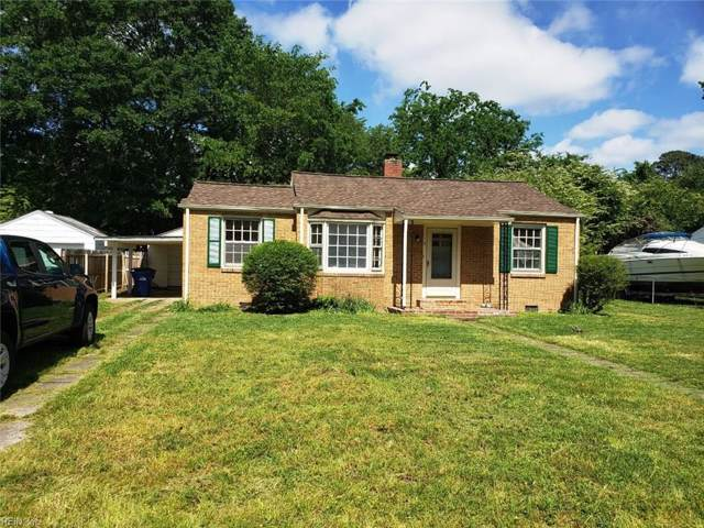 113 Sykes Ave, Portsmouth, VA 23701 (MLS #10280186) :: Chantel Ray Real Estate