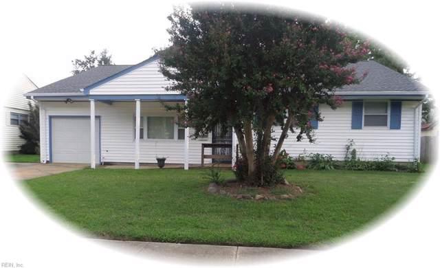 58 Santa Barbara Dr, Hampton, VA 23666 (#10280204) :: Berkshire Hathaway HomeServices Towne Realty