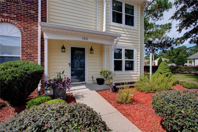 100 Whitewater Dr, Newport News, VA 23608 (#10280258) :: RE/MAX Alliance