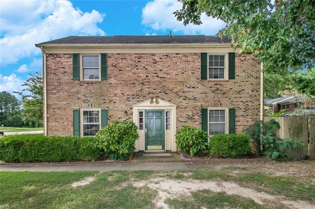 14555 Old Courthouse Way F, Newport News, VA 23608 (#10280344) :: Rocket Real Estate