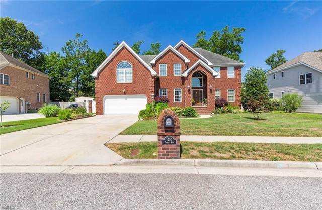 1210 Pacels Way, Chesapeake, VA 23322 (#10280703) :: Austin James Realty LLC