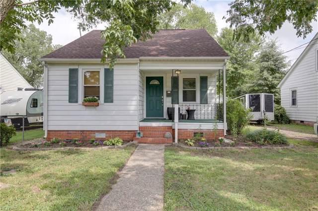 320 Cherokee Rd, Hampton, VA 23661 (#10280767) :: Abbitt Realty Co.