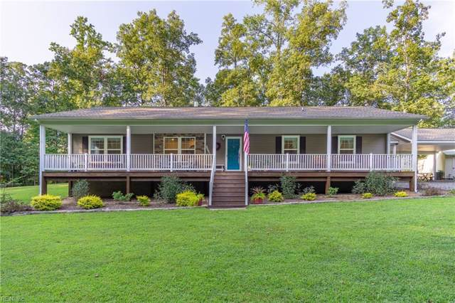 161 Kentucky Rd, King William County, VA 23181 (#10280868) :: Austin James Realty LLC