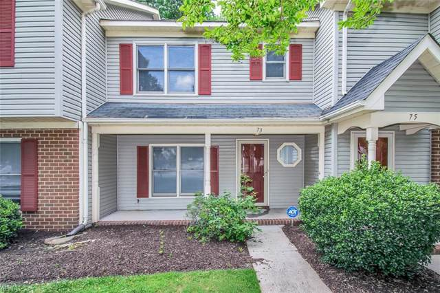 73 Hollis Wood Dr, Hampton, VA 23666 (MLS #10280893) :: Chantel Ray Real Estate