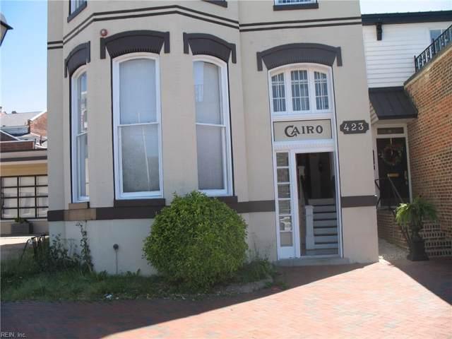 423 W York St #1, Norfolk, VA 23510 (MLS #10280904) :: Chantel Ray Real Estate