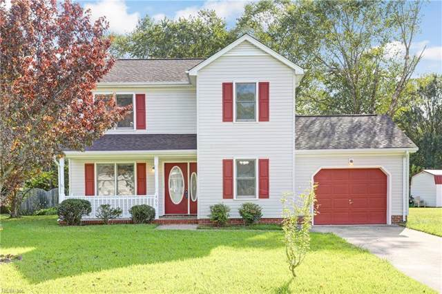 405 Kendall Hvn, Isle of Wight County, VA 23430 (#10280961) :: Kristie Weaver, REALTOR