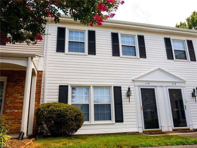 114 Towne Square Dr, Newport News, VA 23607 (#10280975) :: The Kris Weaver Real Estate Team