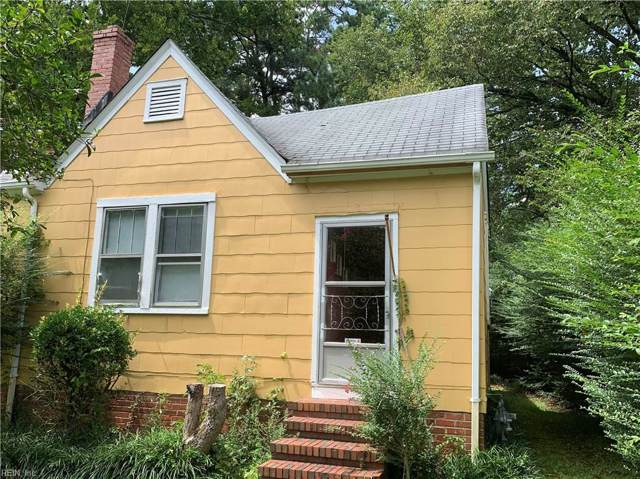 410 Pocahontas St, Williamsburg, VA 23185 (#10281003) :: RE/MAX Central Realty