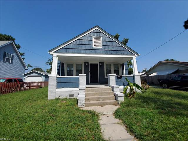 15 Gillis Rd, Portsmouth, VA 23702 (#10281148) :: RE/MAX Central Realty