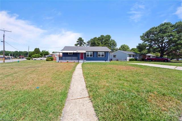 814 Dorset Ave, Portsmouth, VA 23701 (MLS #10281223) :: AtCoastal Realty