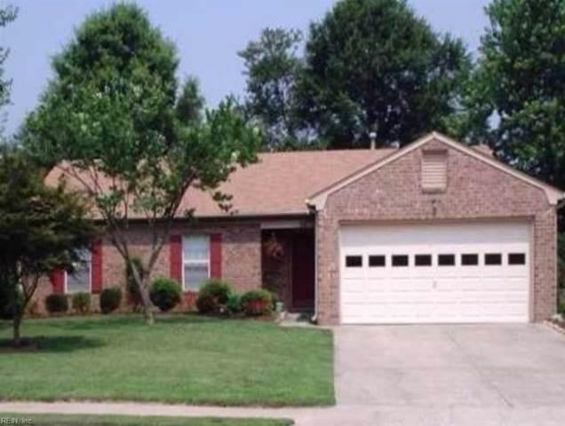 36 Lake Ferguson Ct, Hampton, VA 23669 (#10281256) :: Kristie Weaver, REALTOR