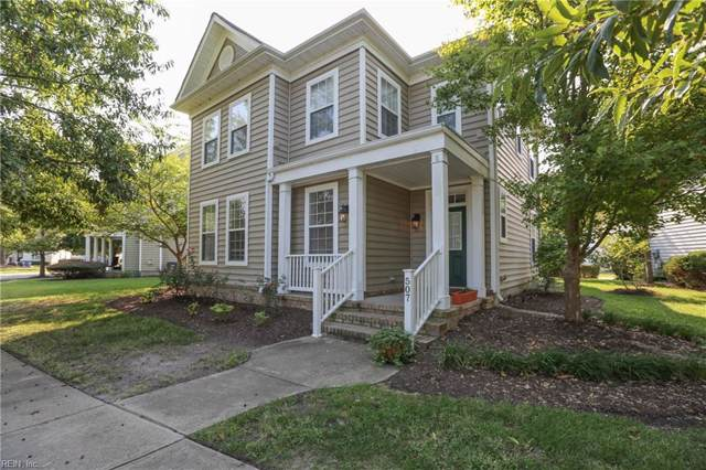 507 Water Lilly Rd, Portsmouth, VA 23701 (#10281295) :: Berkshire Hathaway HomeServices Towne Realty
