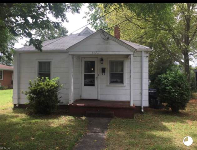 317 Astor Ave, Portsmouth, VA 23704 (#10281393) :: RE/MAX Central Realty