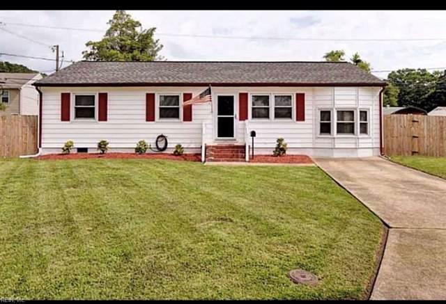 913 Thames Dr, Hampton, VA 23666 (#10281400) :: Abbitt Realty Co.