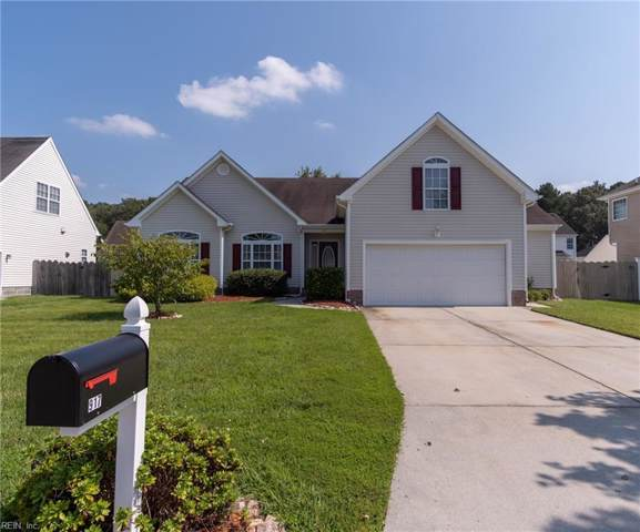 917 Murphy Ln, Virginia Beach, VA 23464 (#10281418) :: Atkinson Realty