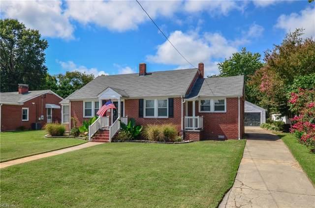 125 Eggleston Ave, Hampton, VA 23669 (#10281466) :: Kristie Weaver, REALTOR